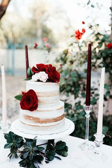 Photo Credit: Kring Fernando Cake:  Cakes by Amy LLC