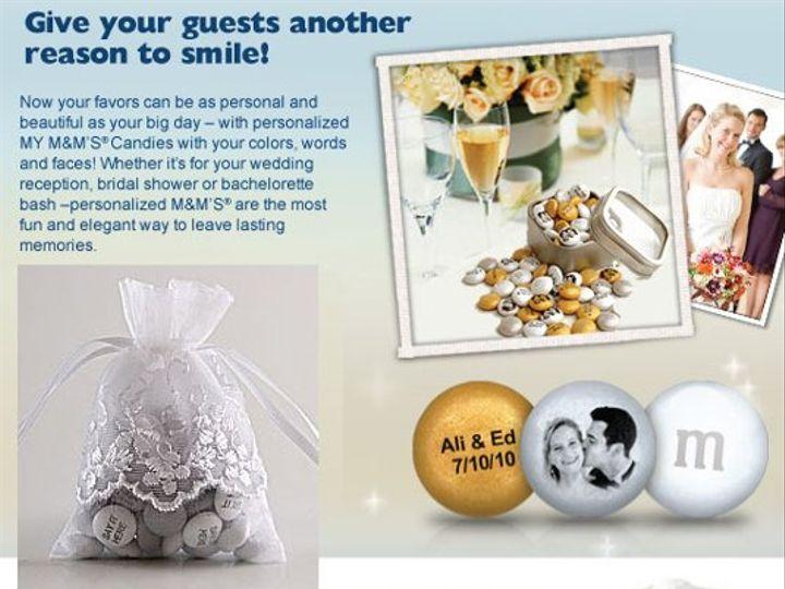 Tmx 1267240342953 MmWedding Dunbarton wedding favor