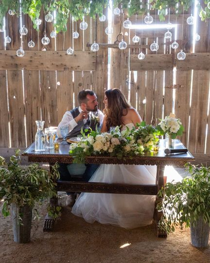 Barn Wedding San Luis Obispo