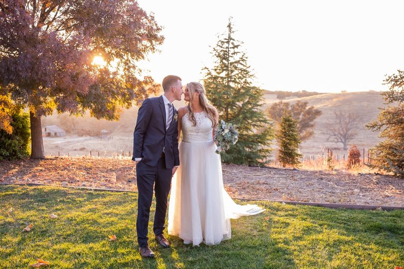 Ella Vineyard Wedding