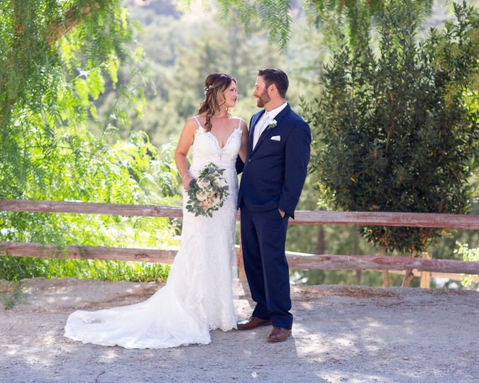 Atascadero wedding