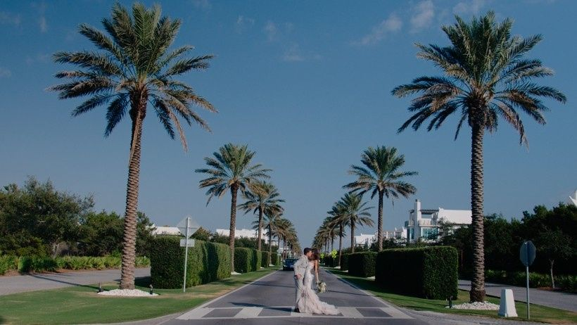 30A Alys Beach Wedding
