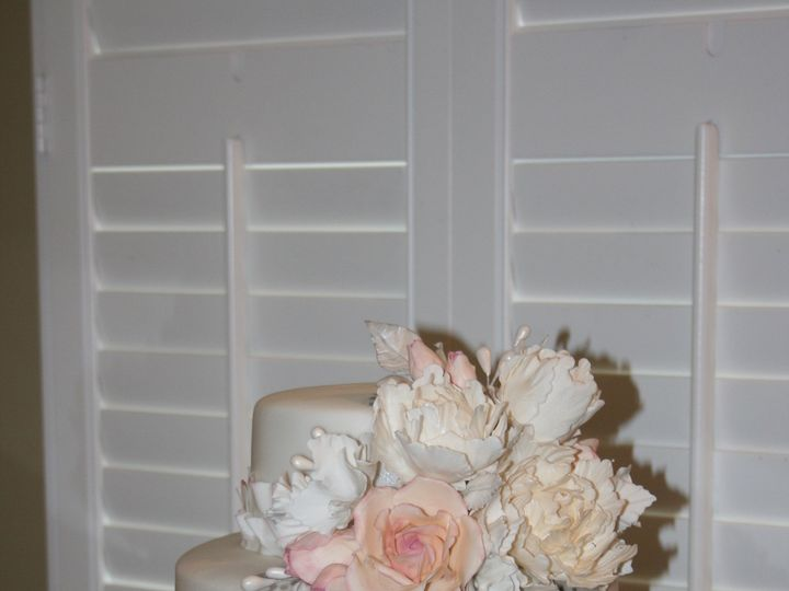 Tmx 1401817390303 025 Winston Salem, North Carolina wedding cake