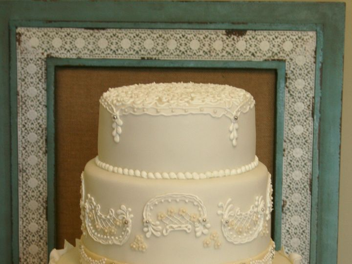Tmx 1401817415333 023 Winston Salem, North Carolina wedding cake