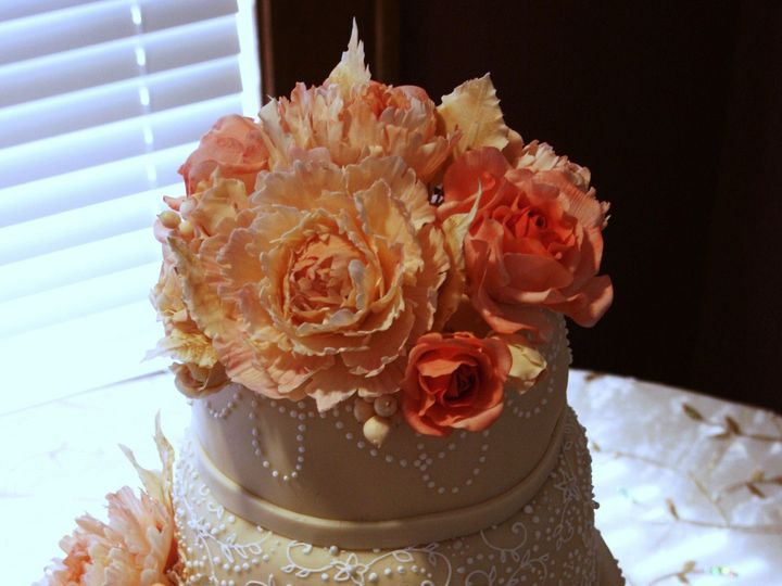 Tmx 1418323445745 490 Winston Salem, North Carolina wedding cake