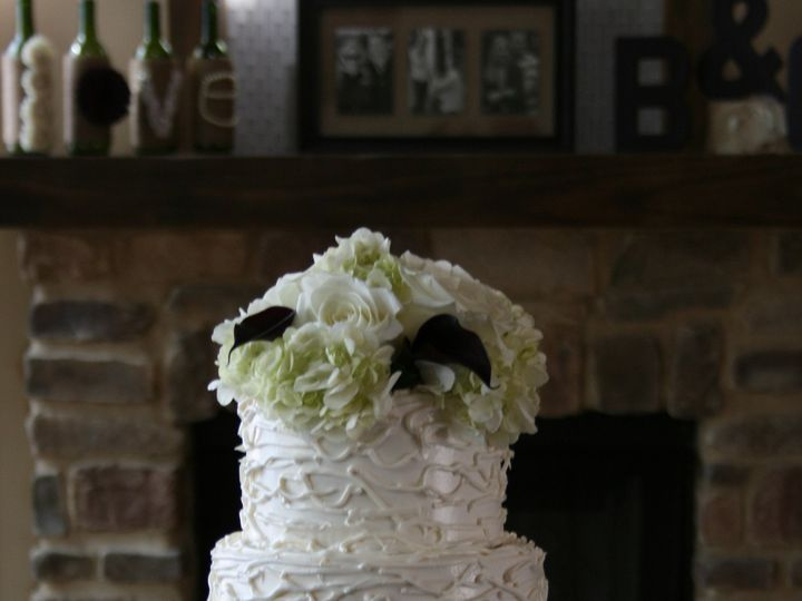Tmx 1418323596378 053 Winston Salem, North Carolina wedding cake