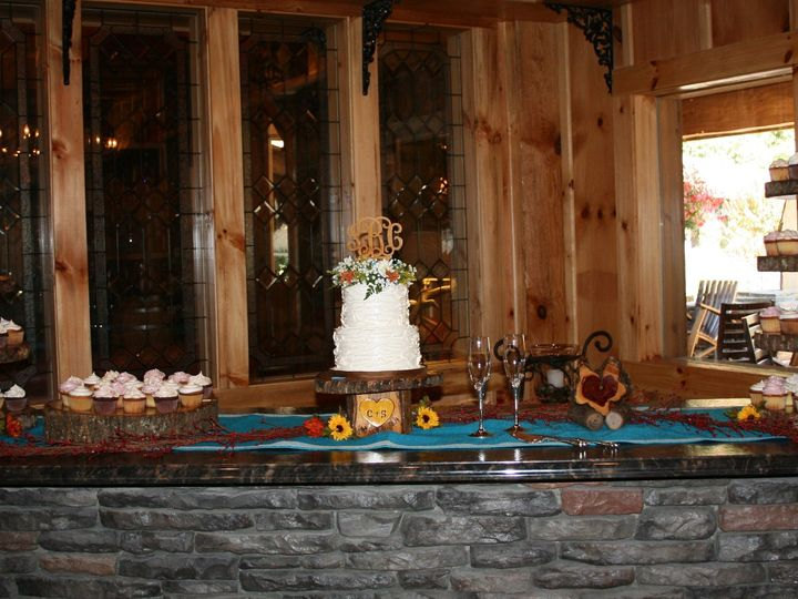 Tmx 1418323667539 025 Winston Salem, North Carolina wedding cake