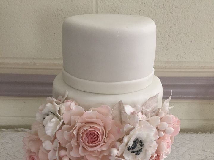 Tmx 1437925656914 565 Winston Salem, North Carolina wedding cake