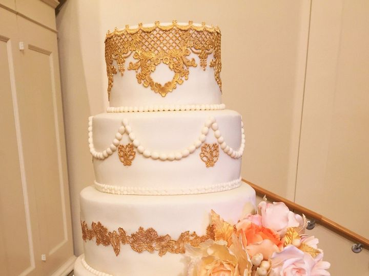 Tmx 1469892747804 Img2263 Winston Salem, North Carolina wedding cake