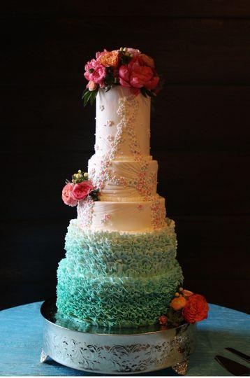 The End Dessert Company Wedding Cake Boston MA WeddingWire