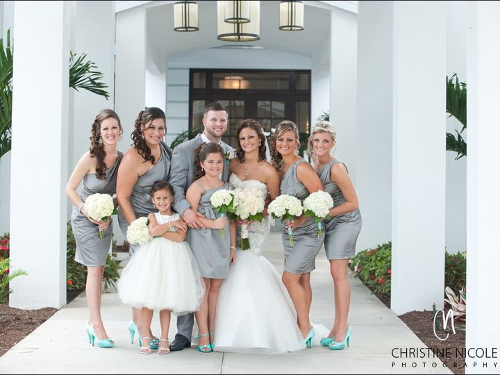 Tmx 1414452126310 Bowman Wedding2 Venice, FL wedding venue
