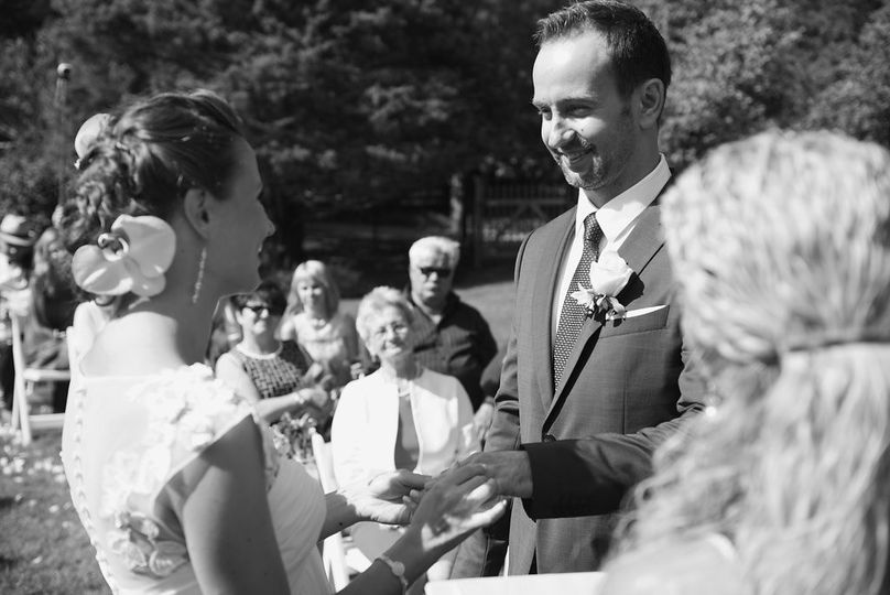 Li officiant officiant rocky point ny weddingwire for Wedding officiant long island