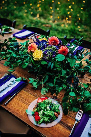 Design, Planning,  & Florals
