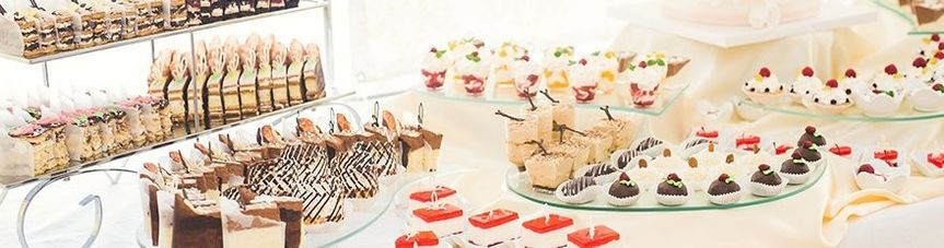 Delicious desserts - Mader's Catering LLC