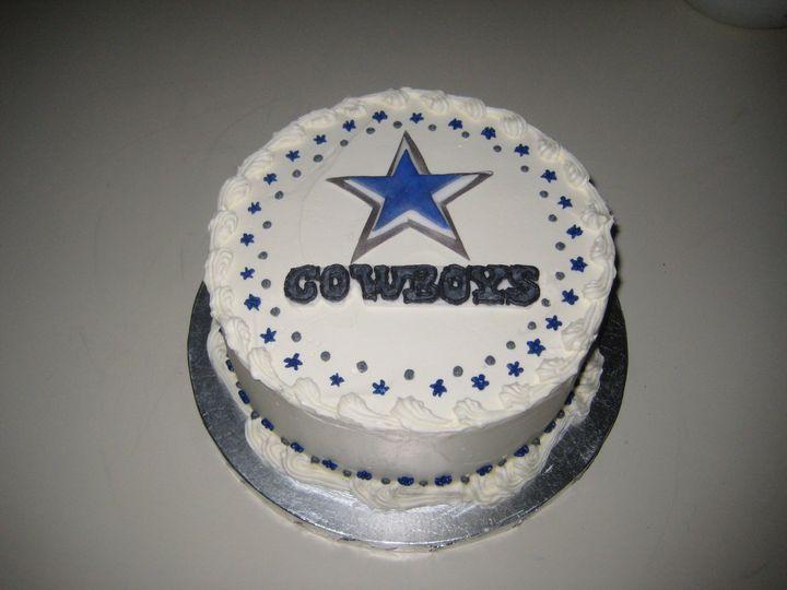 cowboys cak
