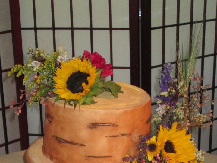 Tmx 1399938734436 15 Tree Cak Frederick, MD wedding cake