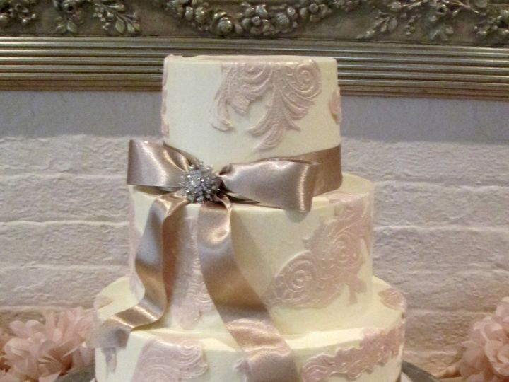 Tmx 1399938997543 7 Vintage Cak Frederick, MD wedding cake