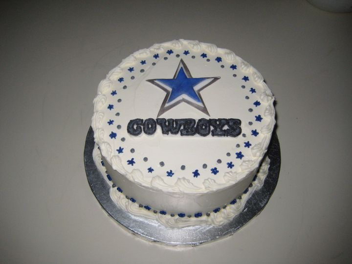 Tmx 1399940111809 12 Cowboys Cak Frederick, MD wedding cake