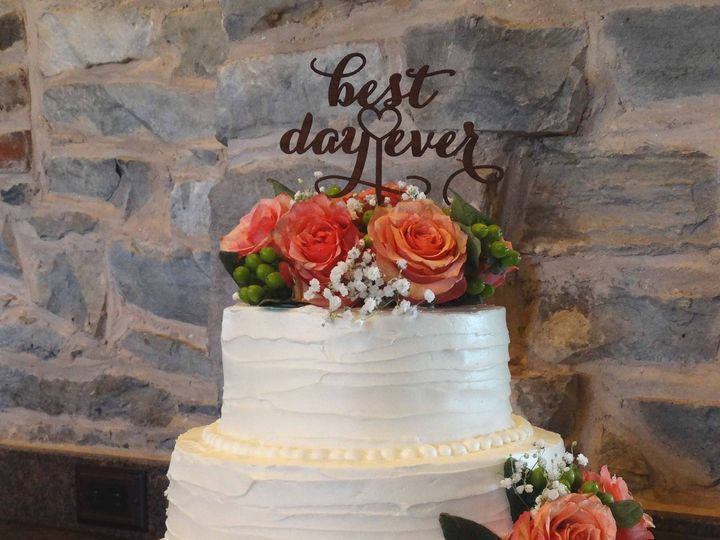 Tmx Best Day Ever Full Photo 51 178822 Frederick, MD wedding cake