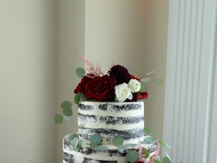 Tmx Naked With Eucalyptus 51 178822 Frederick, MD wedding cake