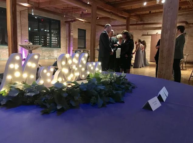 Table lighting decor