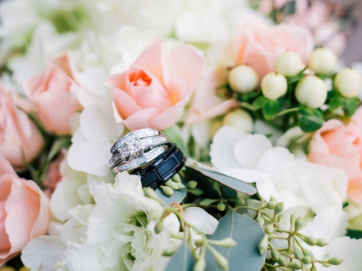 Tmx 1422647585819 Rings And Pink Roses Raleigh, NC wedding venue