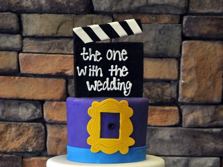 Tmx 1509376584073 Dsc0046 Copy Park Ridge wedding cake