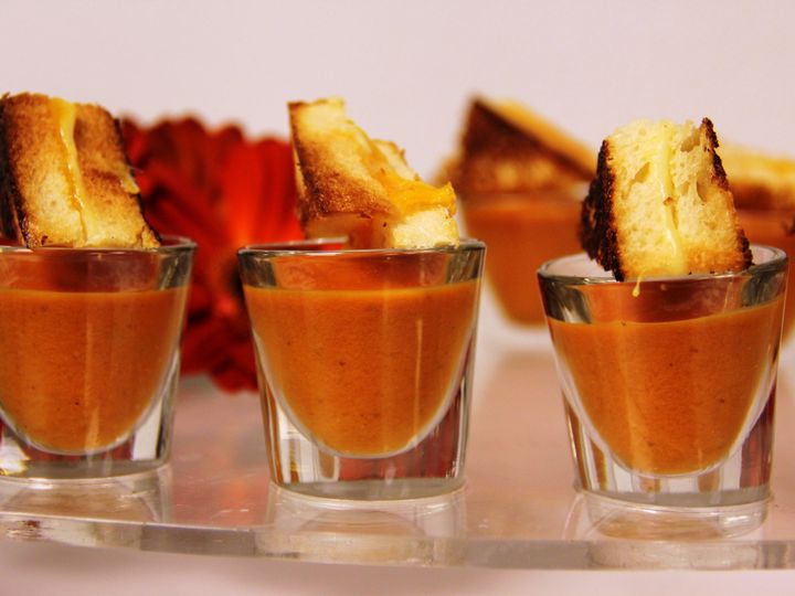 Tmx 1514563671348 Phdv Roasted Tomato Bisque  Grilled Cheese Wedge Malvern, PA wedding catering