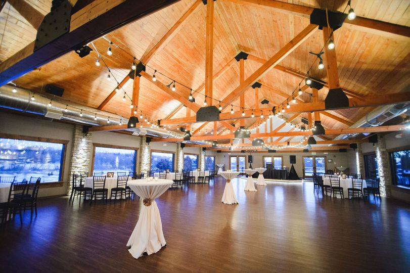 Fishermen's Inn banquet hall