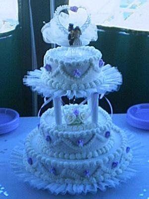 Tmx 1234477477500 3 Pasadena, CA wedding cake