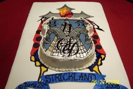 Tmx 1234536219845 Groom%27sCakeMadeforBaltimoreRaven%27sPlayerDanielWilcox Curtis Bay wedding cake