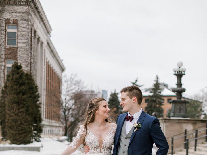 Tmx Favorites 2020 01 02 Kaelyn And Lucas Wedding 24 51 936922 158644653831152 Minneapolis, MN wedding photography