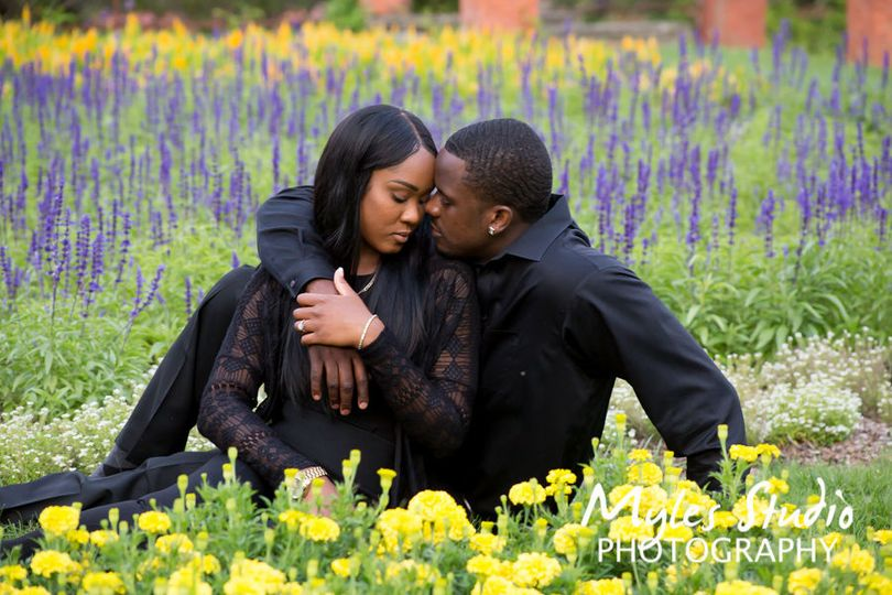 Summer engagement photo taken at the Vanderbilt Mansion in Hyde Park NY.