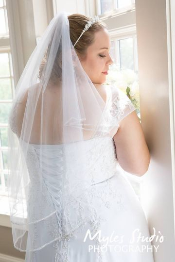 The Bride at Diamond Mills