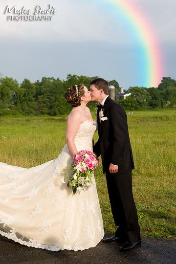 A Rainbow Wedding
