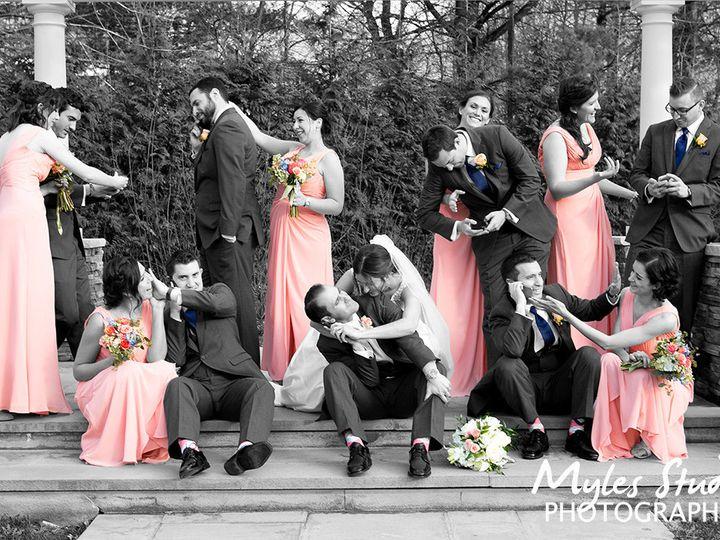 Tmx 1496240257091 Wedding Party Photo   Myles Studio Photography Highland, NY wedding photography