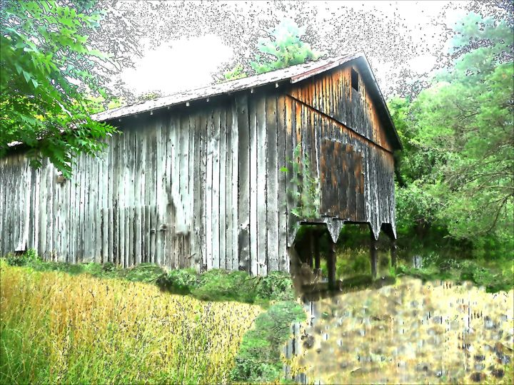 rio cartoon barn 1