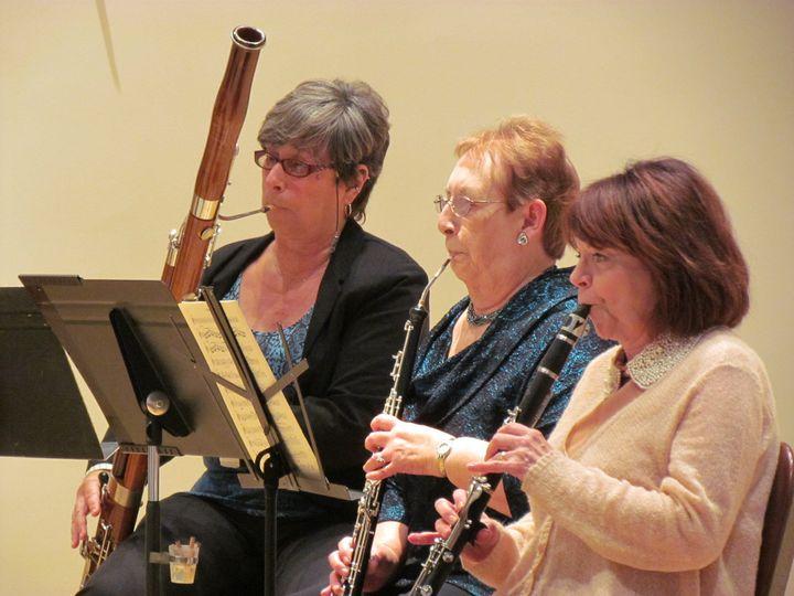 Trio Alla Breve    Jane, Carol, Pam
