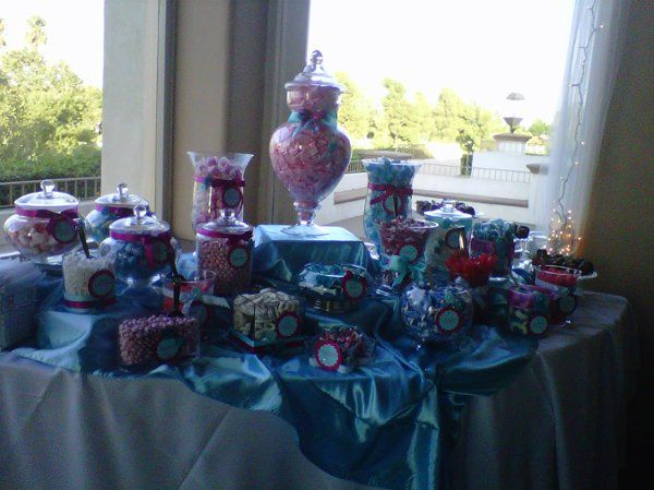 Pink and blue, Menifee Lakes Country Club