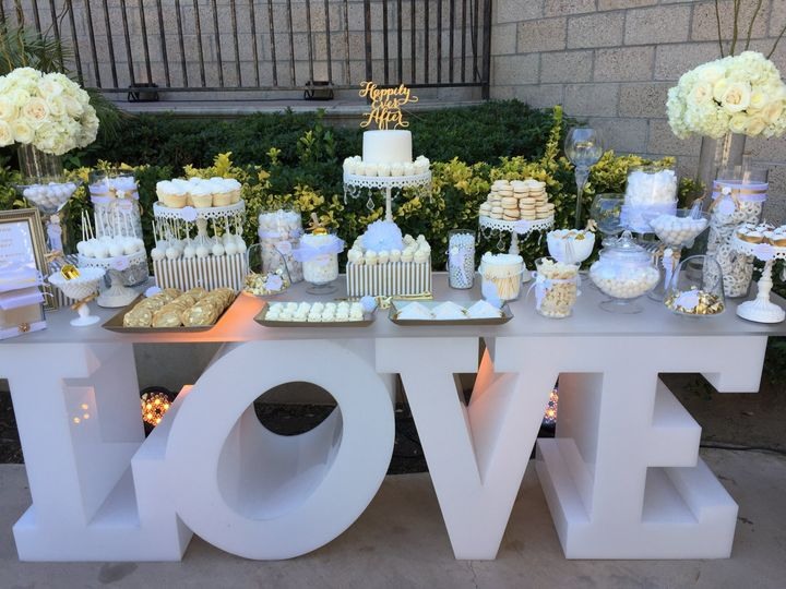 Sweet Creations by Judy for Candy Buffets, Popcorn Bars, Chocolate Fountains and more!