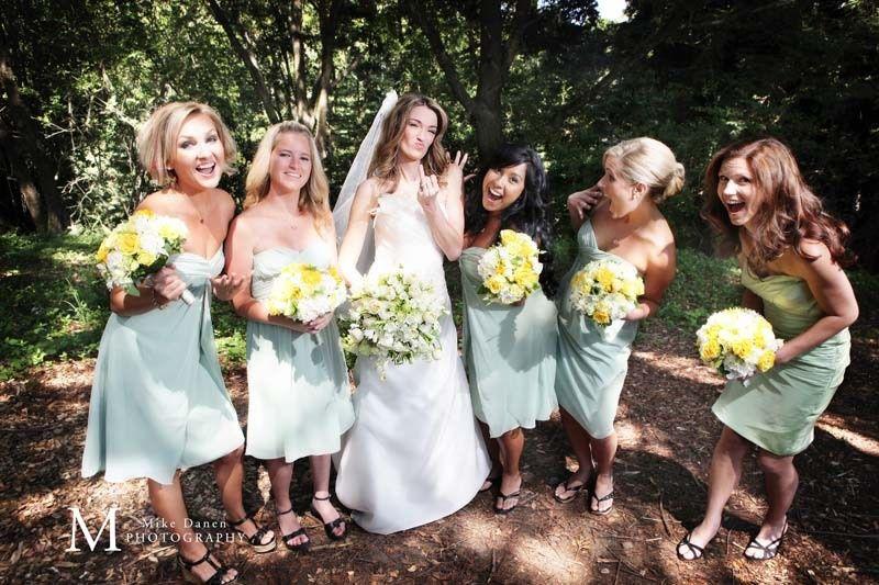 Wedding at beautiful Kennolyn in the Santa Cruz mountains