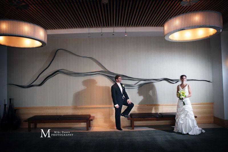 Wedding in Monterey California