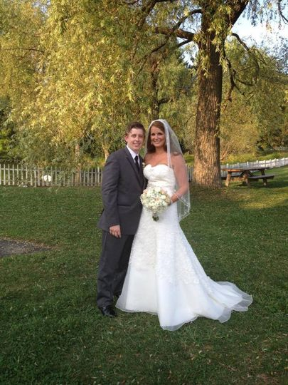Bill and jenna hudden