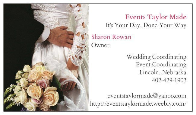 Events Taylor Made