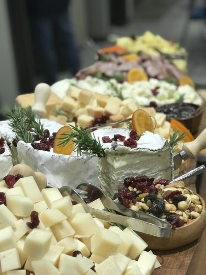 In house catering