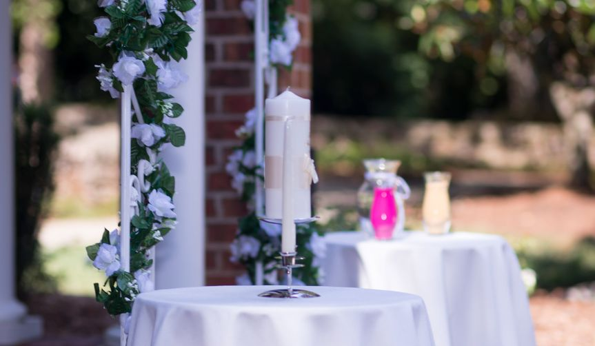 Mr. and Mrs. Collins wedding a