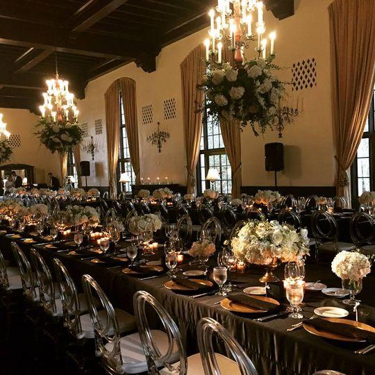 Elegant Long Tables