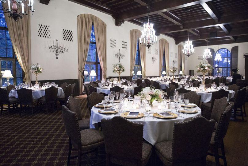 California Room Dinner