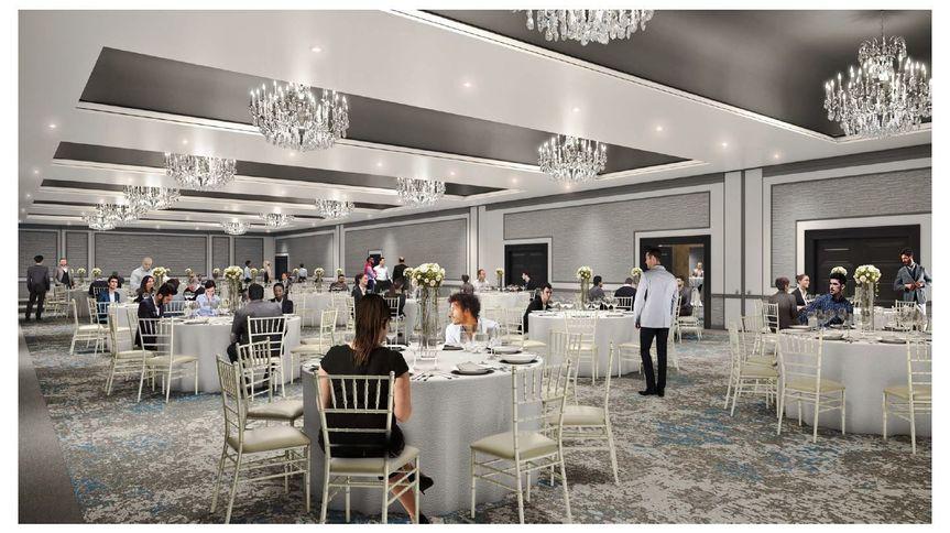 Ballroom rendering