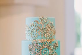 Passionflower Cakes
